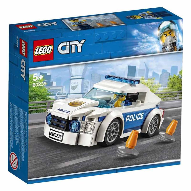 LEGO City Policijski auto