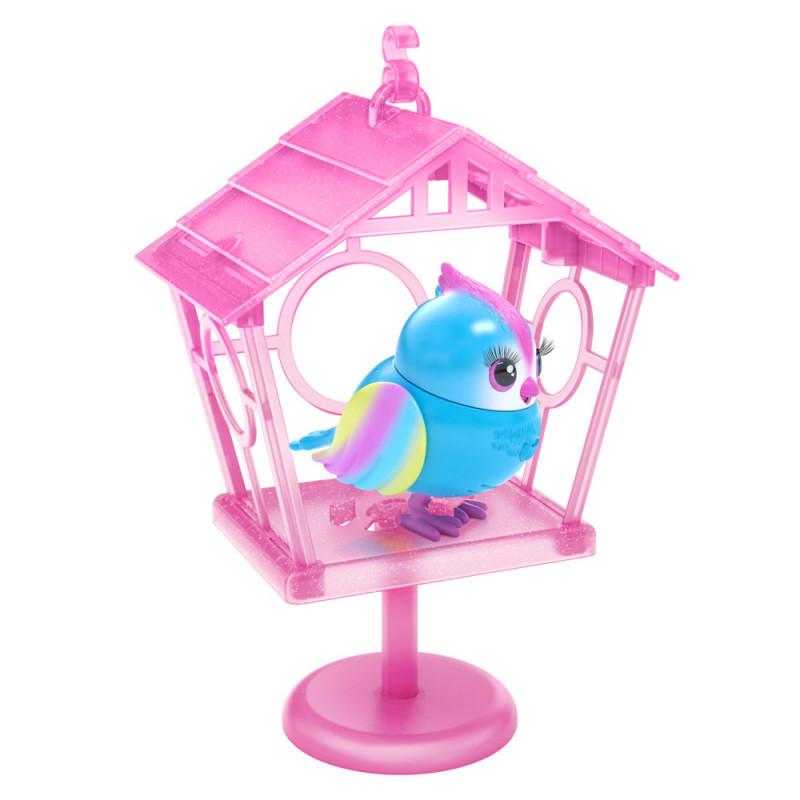 Little Live Lil Birds ptičica u kućici