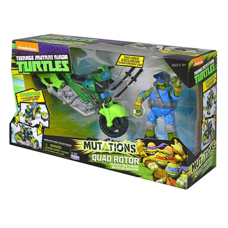 TMNT Ninja kornjače mutant vozilo
