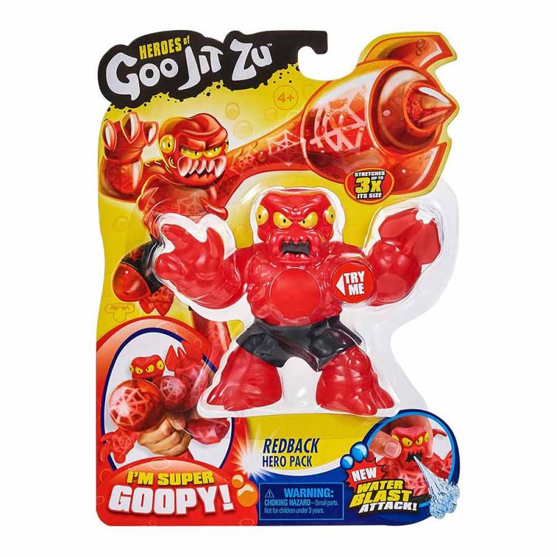 Goo Jit Zu heroj figura ast